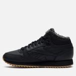 Кроссовки Reebok Classic Leather Mid Ripple Black/Gravel/Gum фото- 5