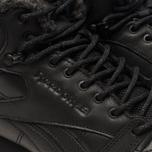 Кроссовки Reebok Classic Leather Mid Ripple Black/Gravel/Gum фото- 6