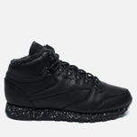 Зимние кроссовки Reebok Classic Leather Mid Sherpa II Perfect Split Black/Flat Grey фото- 0