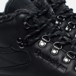 Зимние кроссовки Reebok Classic Leather Mid Sherpa II Perfect Split Black/Flat Grey фото- 3