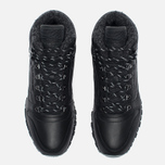 Зимние кроссовки Reebok Classic Leather Mid Sherpa II Perfect Split Black/Flat Grey фото- 4