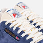 Кроссовки Reebok Classic Leather Midnight Blue/Chalk/Paper White фото- 5