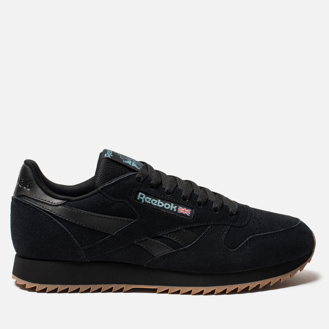 Кроссовки Reebok Classic Leather MU Black/Mineral Mist