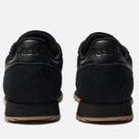 Кроссовки Reebok Classic Leather MU Black/Mineral Mist фото- 3