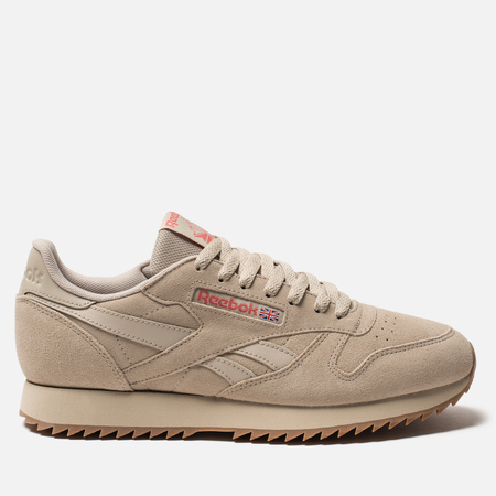 Кроссовки Reebok Classic Leather MU Light Sand/Rose/Lee