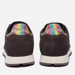 Кроссовки Reebok Classic Leather Munchies Pack Dark Brown/Classic White/Bright Yellow фото- 3