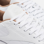 Кроссовки Reebok Classic Leather PN White фото- 3