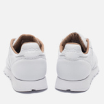 Кроссовки Reebok Classic Leather PN White фото- 5