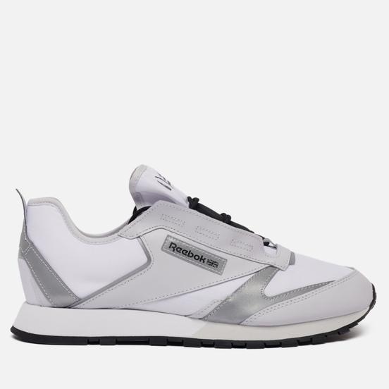 Кроссовки Reebok Classic Leather Premier White/Porcelain/Black