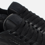 Кроссовки Reebok Classic Leather Ripple Mono Black фото- 5