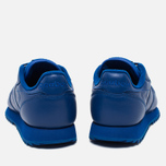 Кроссовки Reebok Classic Leather Ripple Mono Collegiate Royal фото- 3