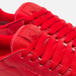 Кроссовки Reebok Classic Leather Ripple Mono Scarlet фото- 5