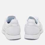 Кроссовки Reebok Classic Leather Ripple Mono White фото- 3
