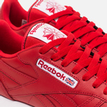 Мужские кроссовки Reebok Classic Leather Scarlet/White/Gum фото- 5