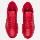 Кроссовки Reebok Classic Leather Solids Italy Pack Scarlet фото- 4