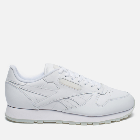 Кроссовки Reebok Classic Leather Solids Italy Pack White