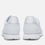 Кроссовки Reebok Classic Leather Solids Italy Pack White фото- 5