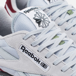 Кроссовки Reebok Classic Leather Speckle Midsole Pack Cloud Grey/Merlot/Alloy фото- 5