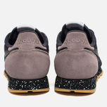 Кроссовки Reebok Classic Leather Speckle Midsole Pack Coal/Moondustst/Black/White/Riot Red фото- 5