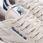 Кроссовки Reebok Classic Leather Speckle Midsole Pack Sand Stone/Blue Ink/Paper White фото- 5