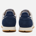 Кроссовки Reebok Classic Leather Speckle Midsole Pack Sand Stone/Blue Ink/Paper White фото- 3