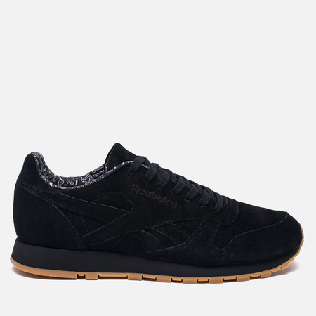 Кроссовки Reebok Classic Leather TDC Black/White/Gum