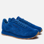 Кроссовки Reebok Classic Leather TDC Collegiate Royal/White/Gum фото- 1