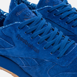 Кроссовки Reebok Classic Leather TDC Collegiate Royal/White/Gum фото- 5
