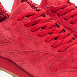 Кроссовки Reebok Classic Leather TDC Scarlet/White/Gum фото- 5
