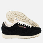Кроссовки Reebok Classic Leather UJ Black/Chalk/Paper White/Royal фото- 1