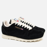Кроссовки Reebok Classic Leather UJ Black/Chalk/Paper White/Royal фото- 2