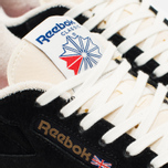 Кроссовки Reebok Classic Leather UJ Black/Chalk/Paper White/Royal фото- 5