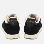 Кроссовки Reebok Classic Leather UJ Black/Chalk/Paper White/Royal фото- 3