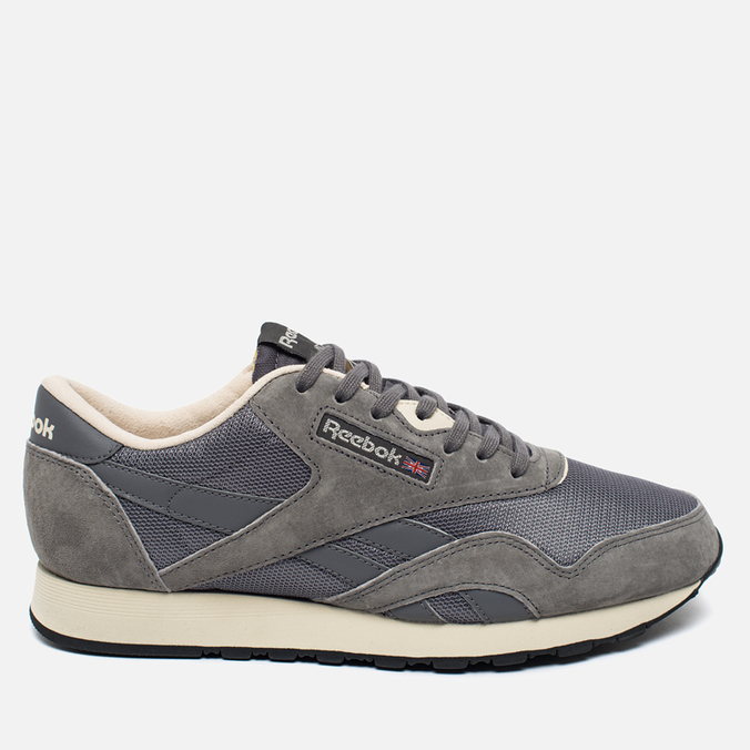 Кроссовки Reebok Classic Nylon Shark/Paperwhite/Antique Copper/Black