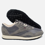 Кроссовки Reebok Classic Nylon Shark/Paperwhite/Antique Copper/Black фото- 2