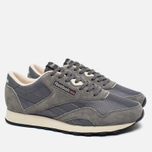 Кроссовки Reebok Classic Nylon Shark/Paperwhite/Antique Copper/Black фото- 1
