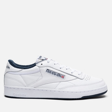 Кроссовки Reebok Club C 85 35th Anniversary White/White/Collegiate Navy фото- 3