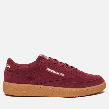 Кроссовки Reebok Club C 85 GS Urban Maroon/Chalk/Gum