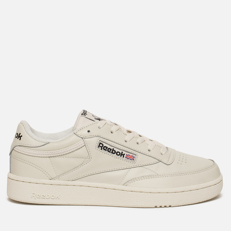 Кроссовки Reebok Club C 85 MU Chalk/Black