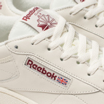 Кроссовки Reebok Club C 85 MU Chalk/Meteor Red фото- 6