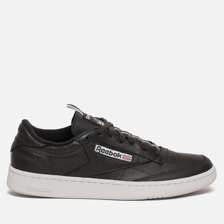 Кроссовки Reebok Club C 85 RT Coal/White/Moss