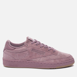 Кроссовки Reebok Club C 85 Seasonal Gum Pack Smoky Orchid/White/Gum фото- 0