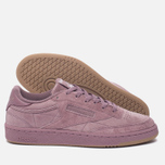 Кроссовки Reebok Club C 85 Seasonal Gum Pack Smoky Orchid/White/Gum фото- 2