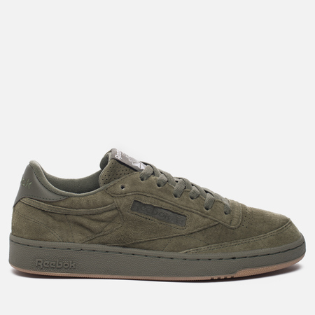 Кроссовки Reebok Club C 85 Seasonal Gum Pack Hunter Green/Gum