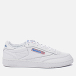 Кроссовки Reebok Club C 85 SO White/Light Solid Grey/Vital Blue/Red/Black фото- 0