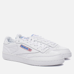 Кроссовки Reebok Club C 85 SO White/Light Solid Grey/Vital Blue/Red/Black фото- 1
