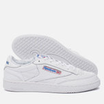 Кроссовки Reebok Club C 85 SO White/Light Solid Grey/Vital Blue/Red/Black фото- 2