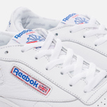 Кроссовки Reebok Club C 85 SO White/Light Solid Grey/Vital Blue/Red/Black фото- 5