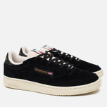 Кроссовки Reebok Club C 85 UJ Black/Chalk/Paperwhite/Motor Red фото- 2