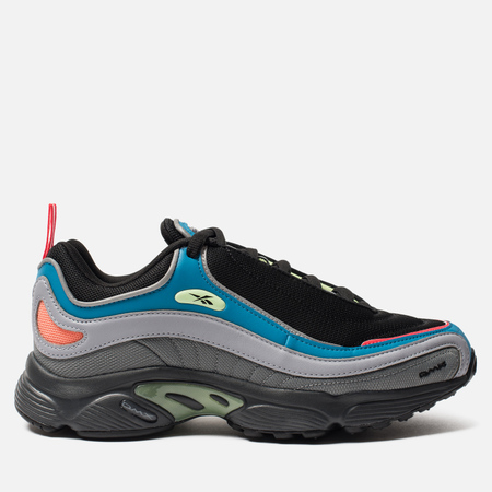 Кроссовки Reebok Daytona DMX Black/Blue/Shadow/Alloy